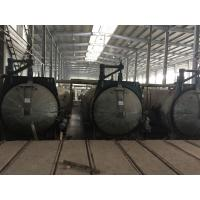 Wholesale ASME Standard AAC Autoclave Pressure Vessel Autoclave With Autoclaved Aerated Concrete Block from china suppliers