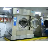 Wholesale Energy Saving 100kg Speed Queen Commercial Washer , Commercial Laundry Equipment from china suppliers