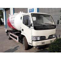 Wholesale 4x2 5M3 2.5 Tons Bobtail LPG Truck 5000L 2.5T Liquefied Petroleum Gas Propane from china suppliers