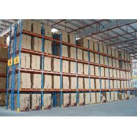 Wholesale Sturdy and Tidy Steel Warehouse Storage Shelving Unit / Heavy Duty Pallet Racks from china suppliers