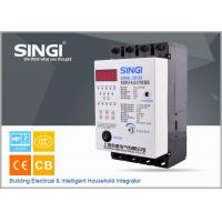Buy cheap Intelligent Auto Reclose residual current operated circuit breaker 40-630A 400V from wholesalers