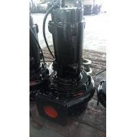 Wholesale Single Stage Submersible Sewage Pump , High Efficiency Submersible Sump Pump from china suppliers
