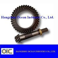 Wholesale Fiat Crown Wheel and Pinion, OEM type 49980908 , 5123460,44980608 from china suppliers