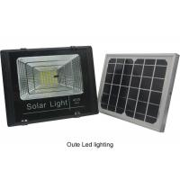 China Waterproof Solar Powered Garden Lights , 100W Solar Powered Security Lights on sale