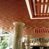 Wholesale Eco-Wood Ceiling 40x25mm from china suppliers