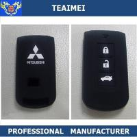 Wholesale Custom Durable Mitsubishi Car Key Protector Cover With 3 Buttons from china suppliers