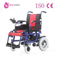 Wholesale Aluminum Battery Powered Wheelchair from china suppliers