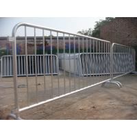 Buy cheap Chain Link Portable Mobile Construction @Canada Temporary Chain Link Fence, Galvanized Chain Link Temporary Fence from wholesalers