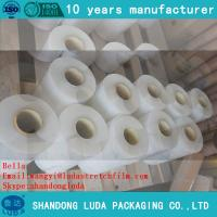 Wholesale Stretch Film Wrapping Film Pallet wrap stretch film SGS certfied cling wrap film from china suppliers