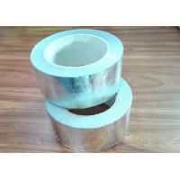 Wholesale Silver One Side Adhesive Soundproof Fiberglass Tape 10m Length Heat Insulating from china suppliers