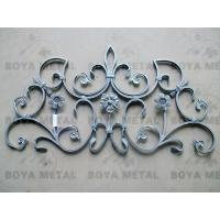 Quality Decorative Fence Wrought Iron Accessories for sale