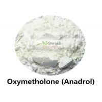 Wholesale Cutting Cycle Anadrol Anabolic Androgenic Steroids CAS 434-07-1 Raw Oxymetholone Powders from china suppliers