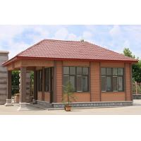 Wholesale Brown Commercial Building WPC Wall Cladding With High Impact Resistant from china suppliers