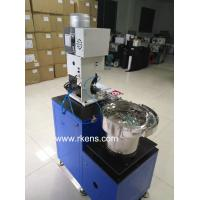 Wholesale Wire Terminal Crimping Machine With Automatic Feeder Bowl from china suppliers