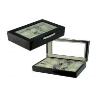 Wholesale High End Watch Packing Box  for 20 Watches Storage , Empty Watch Boxes from china suppliers