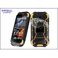 Wholesale 4.7 inch Rugged Cell Phone Walkie Talkie Scan Code Mobile Phone X8 from china suppliers