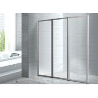 Wholesale Folded Screen Glass 1400 X 800 Walk In Shower Enclosure CE SGS Certification from china suppliers