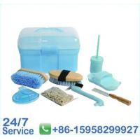 Wholesale Any color 8 pieces horse clean set horse grooming equipment - BN5046 from china suppliers