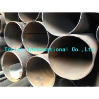 Wholesale EN10217-3 P275NL1  P355NH  P460N Welded Alloy Fine Grain Round Steel Tubes HFW SAWH SAWL from china suppliers