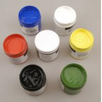 Wholesale 250ml Custom Logo Colourful Primary Paint Colors Wall Paint Set Inter - Mixable from china suppliers