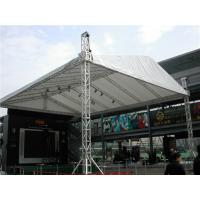 Wholesale Recycling Aluminum Stage Roof Truss Spigot Display Lift Tower Suit Easy Install 12m - 30m from china suppliers