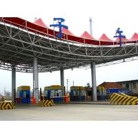 Wholesale Parking Lot Traffic Barrier Gates 1.4 Seconds , Auto Parking Gate Barrier from china suppliers