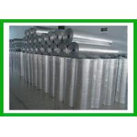 Wholesale Commercial Heating Aluminum Foil Insulation Rolls 4Mm Thickness from china suppliers