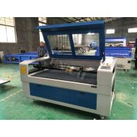 Wholesale 90W Blue and white plywood laser engraver machine High positioning accuracy from china suppliers