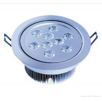 Wholesale Round  Modern 9W LED Ceiling Light for bathrooms , Small recessed lights from china suppliers