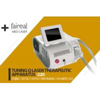 Wholesale Long Pulsed Q-Switched ND Yag Laser Nd Yag Laser Tattoo Removal Machine from china suppliers