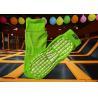Jump Fitness Non Slip  Mega Trampoline Fun Zone Bounce Socks Elevate Trampoline Park Socks for sale