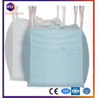 Wholesale 1 ton pp jumbo bag for cement FIBC bag low price big ton fibc jumbo bulk woven bag from china suppliers