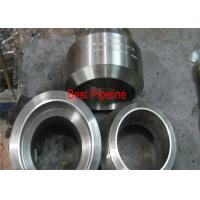 Durable Socket Weld Stainless Steel Pipe Fittings ASME B31.1 ASME B16.9 MSS SP for sale