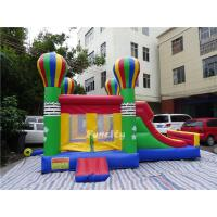 Wholesale Digital Printing Inflatable Jumping Castle , Inflatable Jumpers 5.7x4.5x3.9m from china suppliers