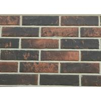 Quality 3D30-3 Antique Indoor Cultured Brick Veneer Panels With High Strength for sale