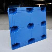 Wholesale 1300*1100*150mm Supports Heavy Loading  Long Lifespan and Recyclable Blow-molded Pallet  with Wear-resistant from china suppliers