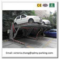 Wholesale Double Car StackersParking Garage Equipment/ Parking System/ Hydraulic Car Parking System from china suppliers