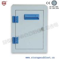 Wholesale PP  Portable Polypropylene Corrosive Storage Cabinet For Chemical Laboratory Single door from china suppliers