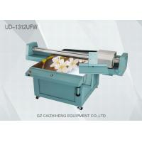 Wholesale 1440dpi 1300mm Digital UV Flatbed Printers High Efficiency Galaxy UD 1312UFW from china suppliers
