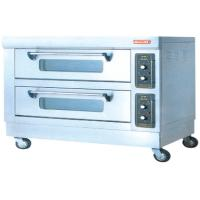 Wholesale FDX-24BQ 380V 50Hz 2 Layer 4tray Electric Baking Ovens 12KW for West Food Kitchen from china suppliers
