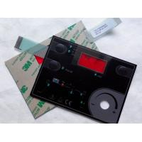 Wholesale Tactile Touch Membrane Switch Assembly For TV Remote Control from china suppliers