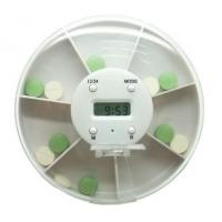 Wholesale Intelligent electronic timing Pill Box 7 compartment  5 alarm clock from china suppliers