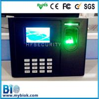 Wholesale Fingerprint Time attendace and Access Control with Battery from china suppliers