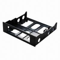Wholesale 3.5-inch Hard Drive Bracket for 5.25-inch PC Drive Bay, Made of Plastic from china suppliers
