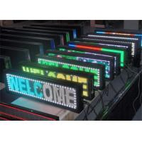 Wholesale Electronic Advertising  Programmable Scrolling LED Sign 16 x 32 Dot Matrix from china suppliers
