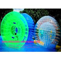 Wholesale Customized Colorful Inflatable Zorb Ball Toys 0.8mm PVC Material For Water Sports Game from china suppliers