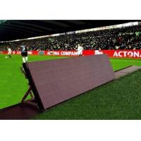 Wholesale 1R1G1B Rental Sport Stadium LED Display Board 20mm Pixel Pitch For Match from china suppliers