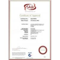 Low-Carbon Lighting & Technology CO., Ltd Certifications