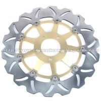 Wholesale Left Right Motorcycle Brake Parts Wheel Rotor Kawasaki ZXR 400 750 310mm Aluminum from china suppliers