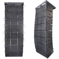 Buy cheap Dual 12'' Line Array Outdoor Array Speaker Powerful Musical Instuments Concerts from wholesalers